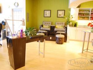 Manicure Area