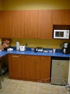Employee Cabinets