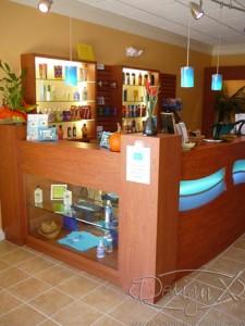 Reception Desk - Retail