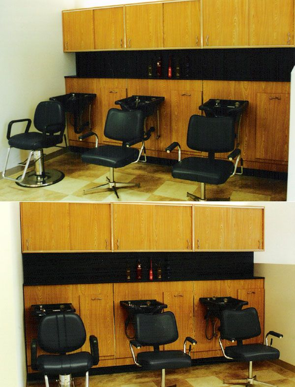 Large shampoo cabinets design x mfg salon equipment for Design x salon furniture