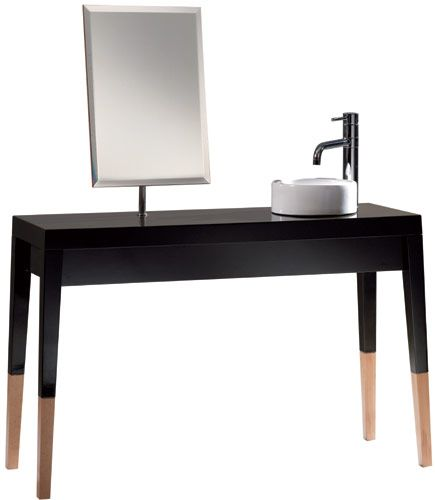 Versailles water styling station with basin design x mfg for Design x salon furniture