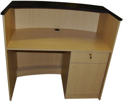 Click Here For Back View Of Desk