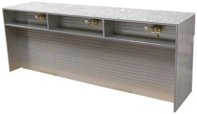 Fabulous Nail Bar With Storage Design X Mfg Salon Equipment Salon Furniture  Pedicure Spa With Table Salon Bar