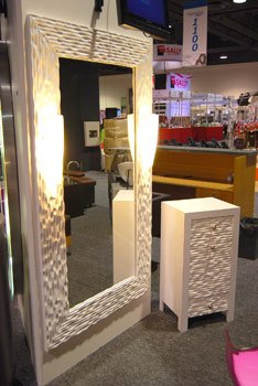 Boutique mirror design x mfg salon equipment salon for Design x salon furniture