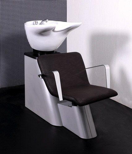 Jabuca backwash chair design x mfg salon equipment for Design x salon furniture