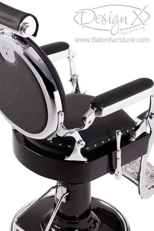 vintage barber chair: design x mfg | salon equipment, salon