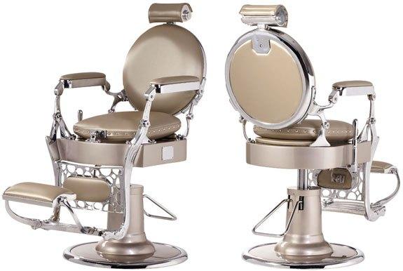 Dryer Replacement Parts >> Vintage Panamera Barber Chair: Design X Mfg | Salon ...