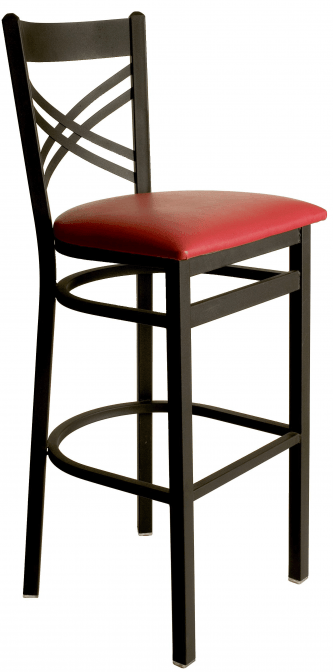 Akrin barstool design x mfg salon equipment salon for Design x salon furniture