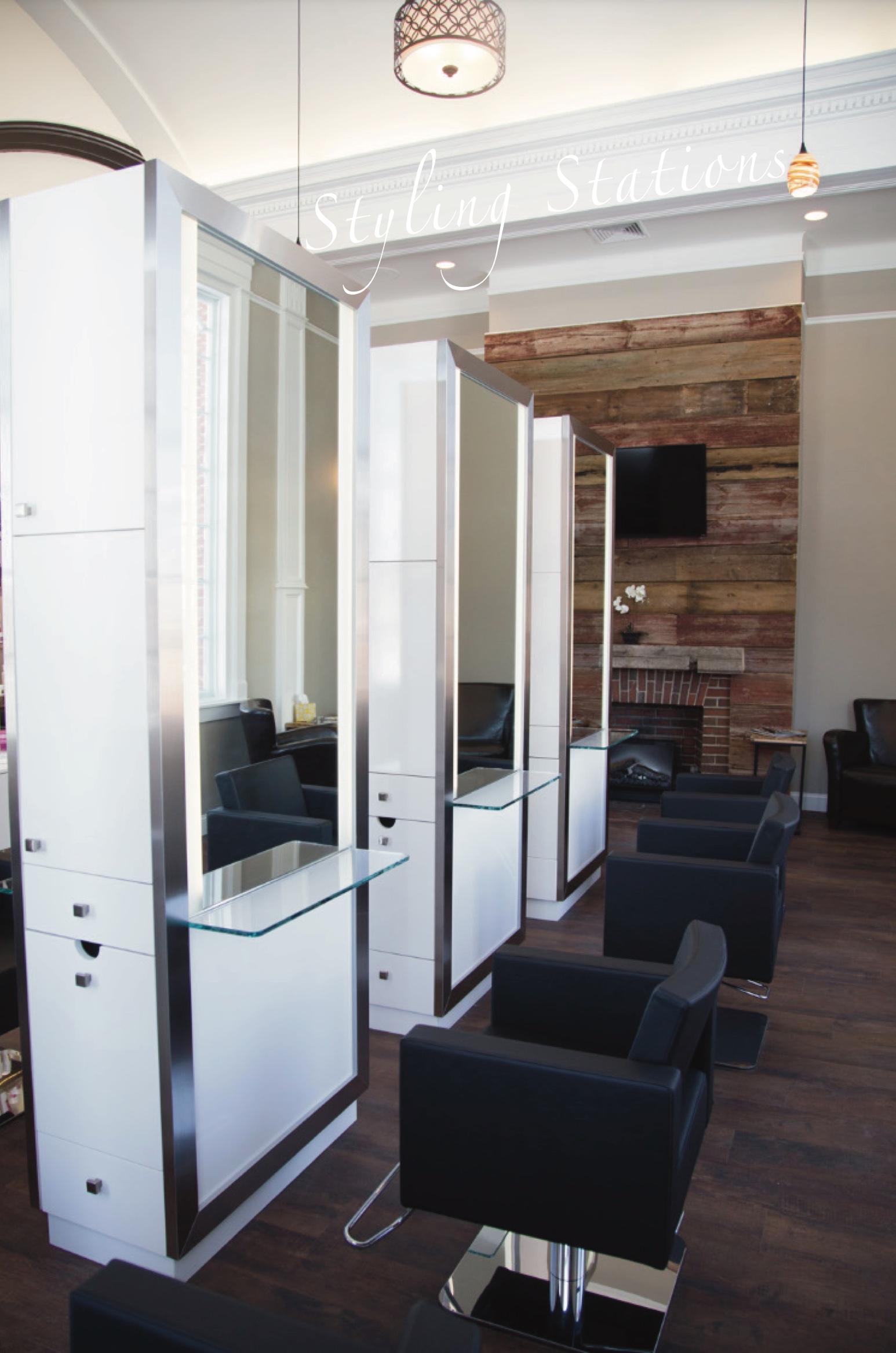 Design X Mfg Salon Equipment Salon Furniture Pedicure Spa