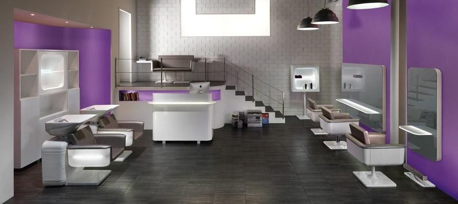 Make A Statement With Italian Designed Salon Furniture.