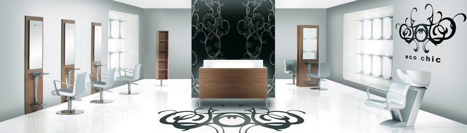 Eco Chic Salon Furniture Collection.
