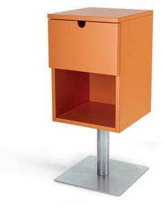 Ezo cabinet silver to hold hand dryer design x mfg for Armoire salon design