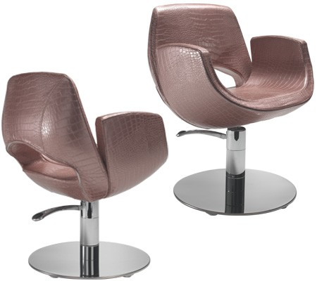 Gravity styling chair with disc base design x mfg salon for Gravity salon