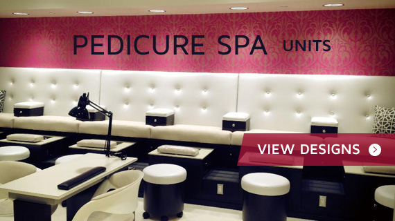 Design X Mfg Salon Equipment Salon Furniture Pedicure Spa