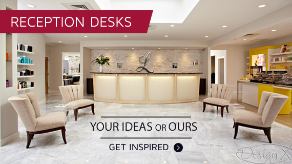 Exceptionnel Reception Desks | Your Ideas Or Ours, Get Inspired!