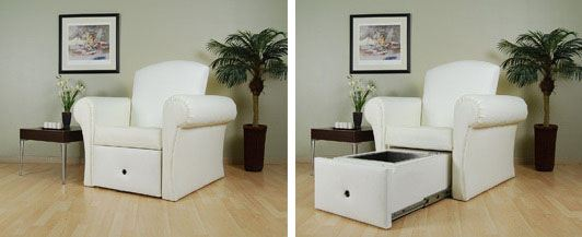 Max Lounge Pedicure Chair