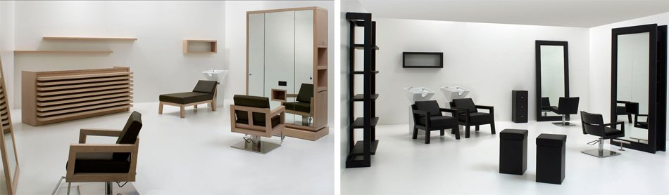 Merveilleux Salon Furniture Designed By Piet Boon.