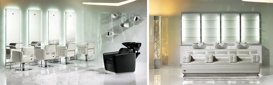 Time For Design Collection. Refined Salon Furniture ...